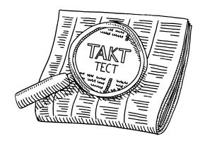 Качество заголовка ТАКТ тест