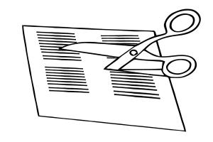 Как правильно корректировать текст - сокращение абзацами