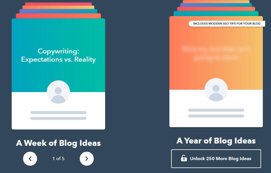 Поиск идей для постов