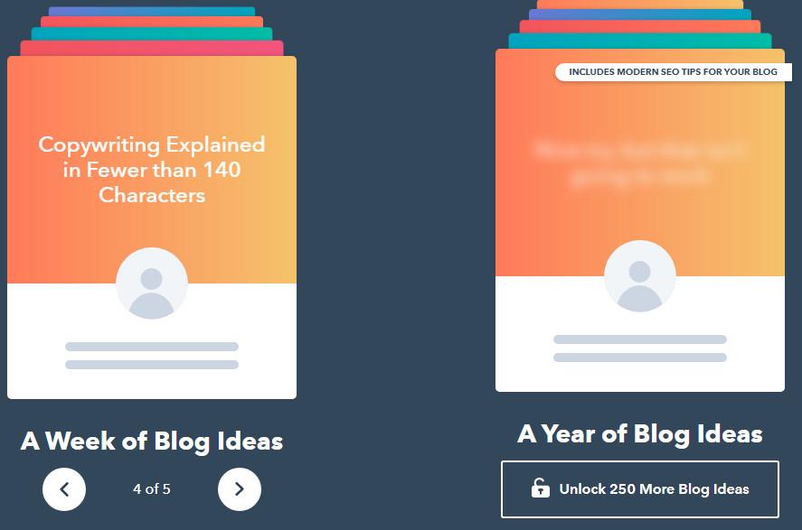 Тема для блога